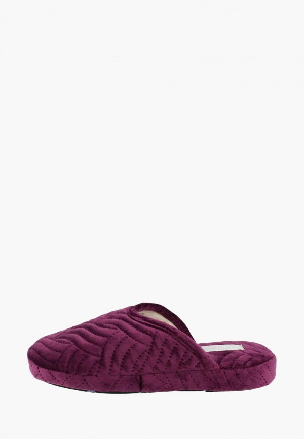 женские тапочки de fonseca, фиолетовые
