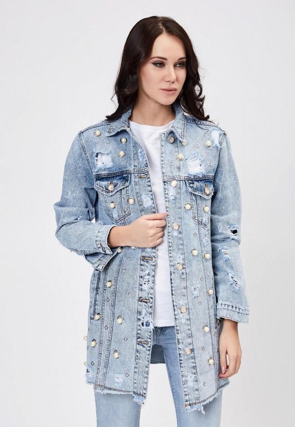 Куртка джинсовая Whitney Whitney MP002XW01GHC цена