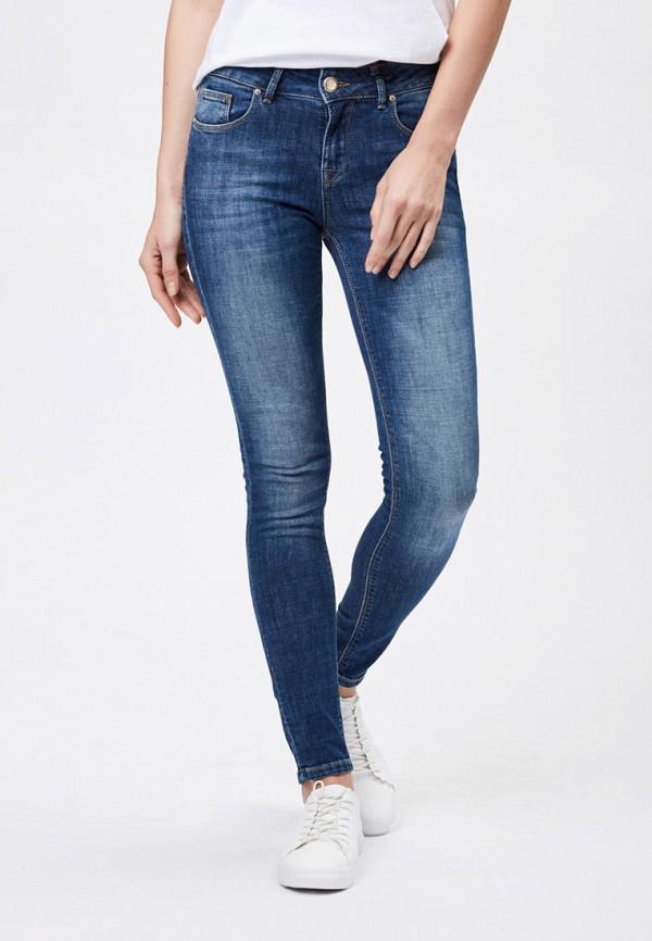 женские джинсы whitney, синие