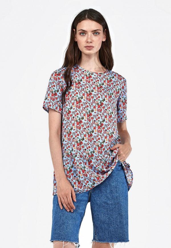 женская блузка alina assi, разноцветная