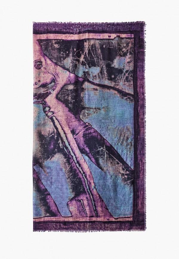 женский платок labbra, фиолетовый