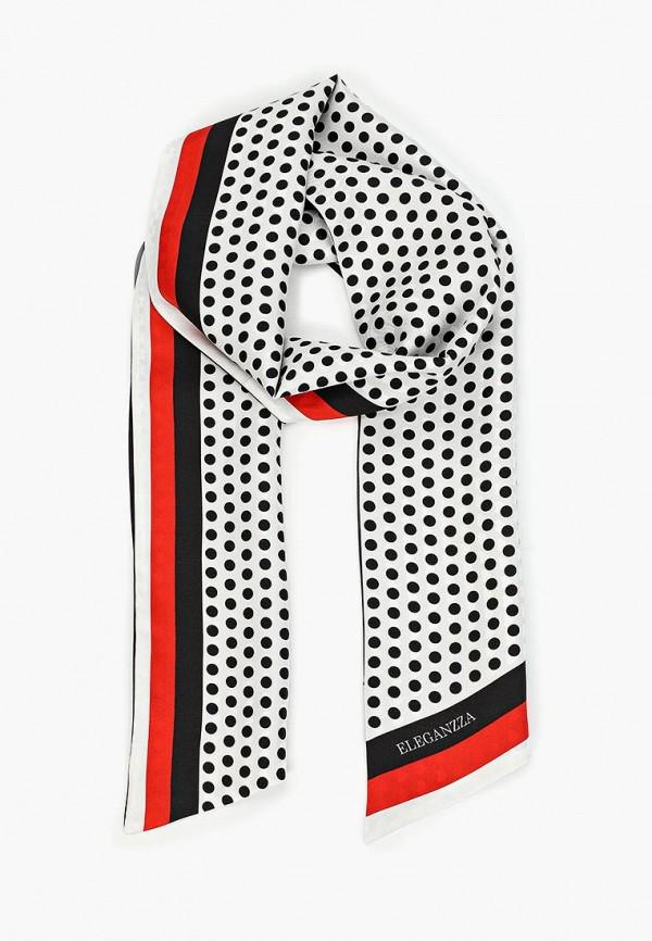 женский шарф eleganzza, белый
