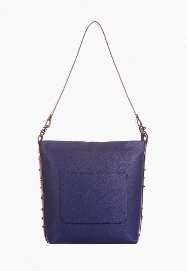 женская сумка alba soboni, фиолетовая