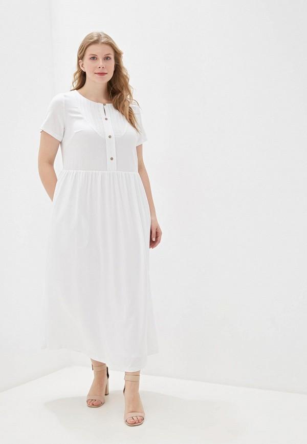 женское платье tantino, белое