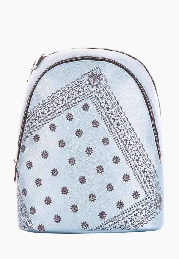 женский рюкзак alba soboni, голубой