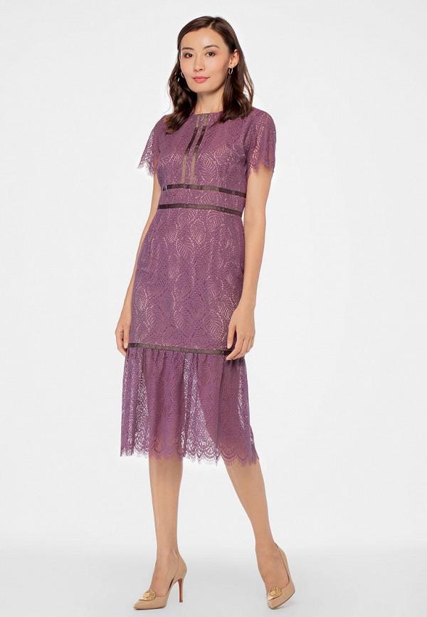 женское вечерние платье true colors, фиолетовое