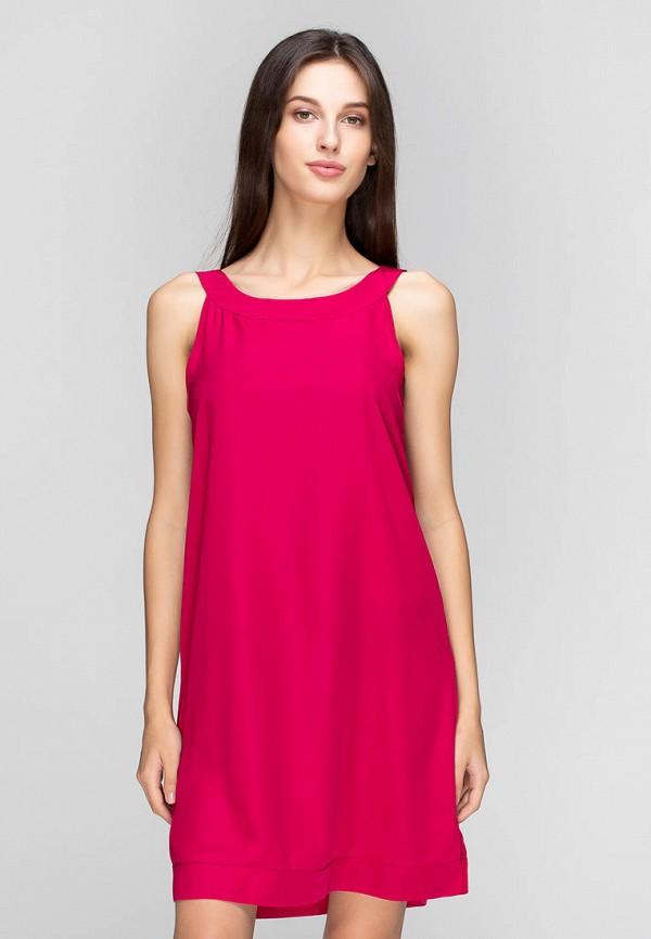 женское платье huit, розовое