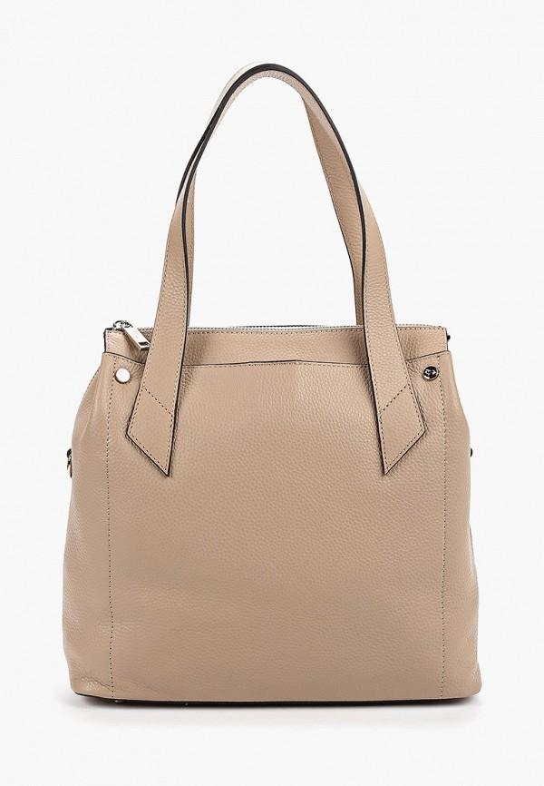 женская сумка labbra, бежевая