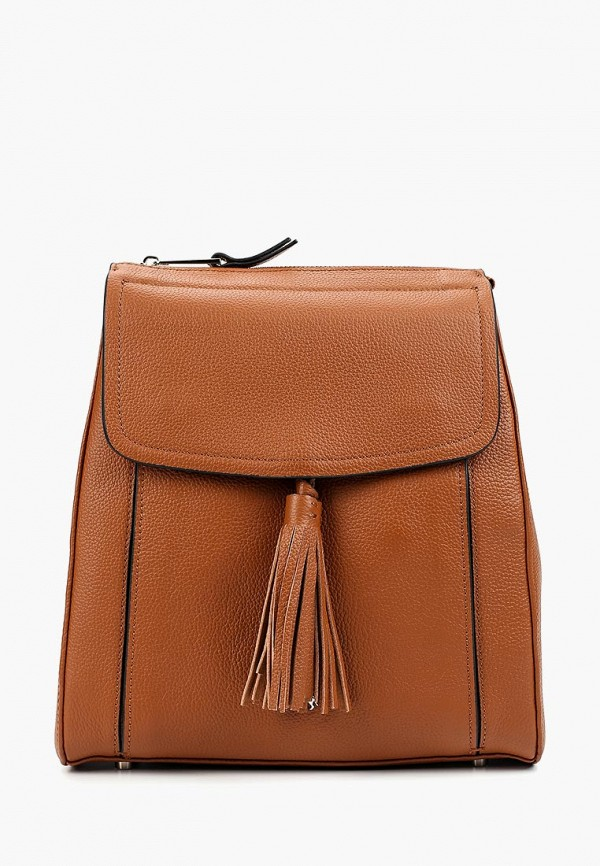 женский рюкзак labbra, коричневый