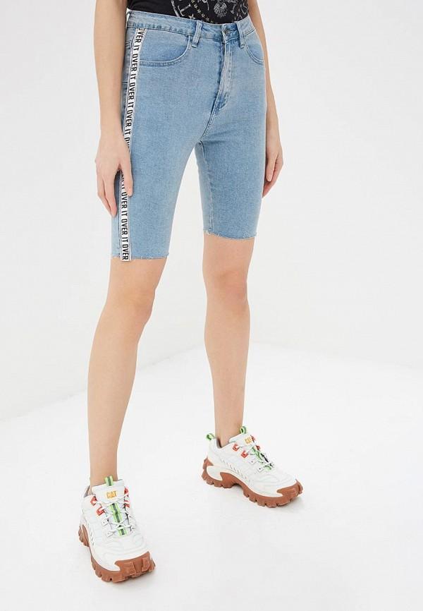 Шорты джинсовые Befree Befree MP002XW01IO3 шорты befree befree mp002xw1iqk1