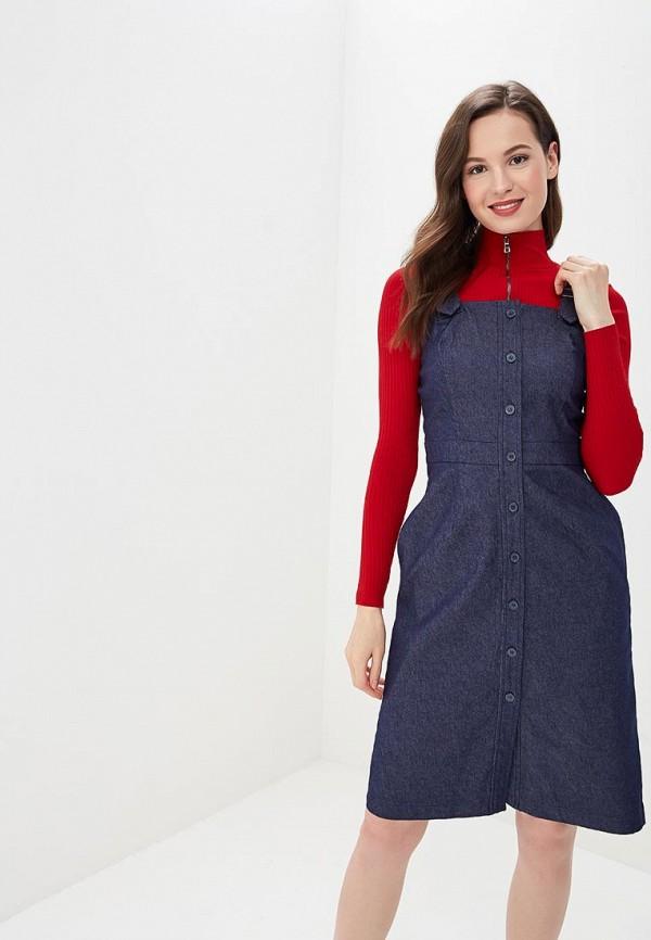 Платье джинсовое Befree Befree MP002XW01IOE