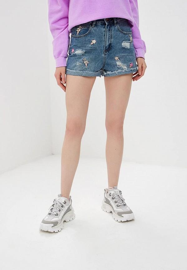 купить Шорты джинсовые Befree Befree MP002XW01IPC по цене 1299 рублей