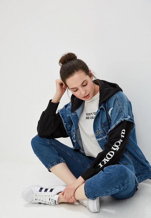 Куртка джинсовая Befree Befree MP002XW01IQQ цена