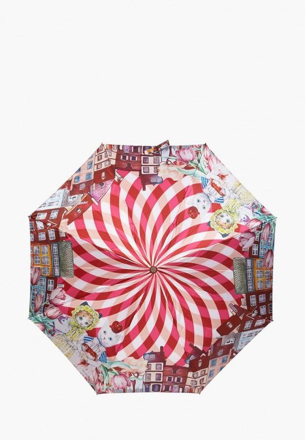Зонт складной Eleganzza Eleganzza MP002XW01IY9 eleganzza eleganzza d12 1176 07