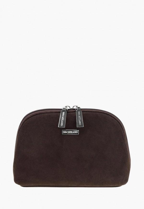 Купить Косметичка BB1 коричневого цвета