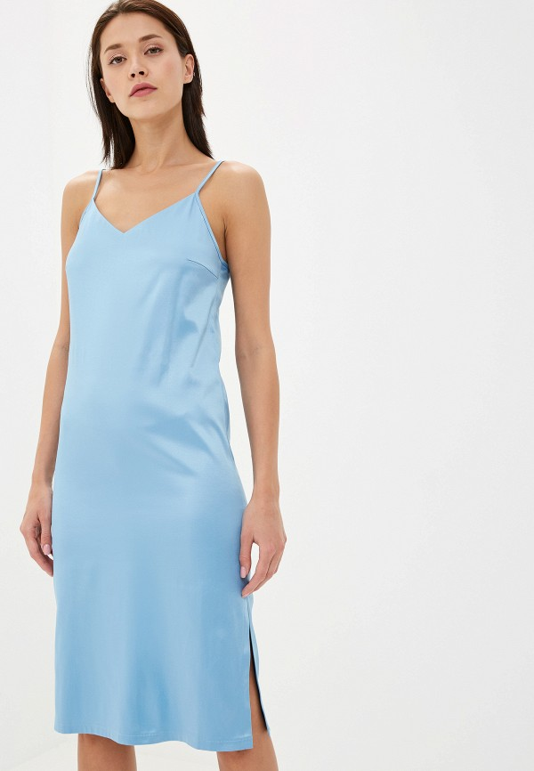 Платье Rodionov цвет голубой