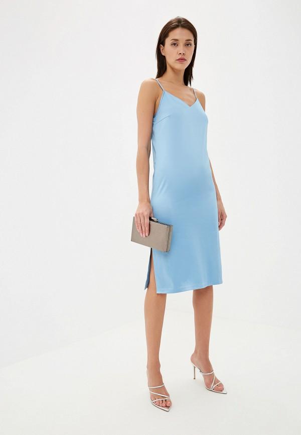 Платье Rodionov цвет голубой  Фото 2