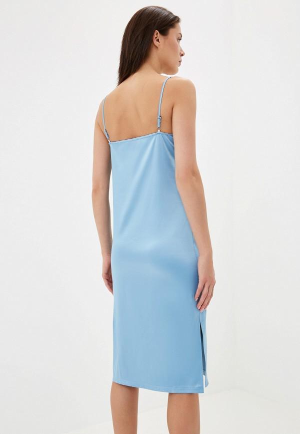 Платье Rodionov цвет голубой  Фото 3