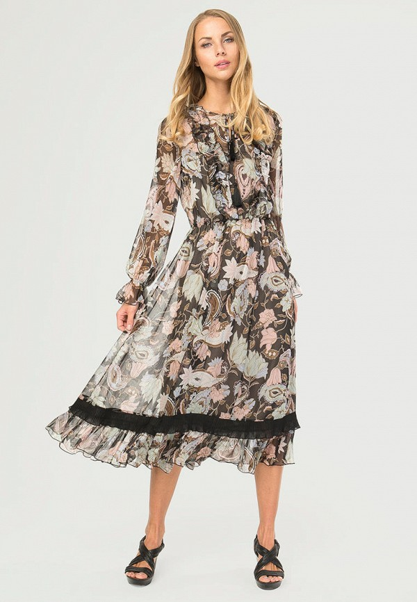 Платье Yaroslavna Yaroslavna MP002XW01P4D бусы yaroslavna yaroslavna mp002xw15i75