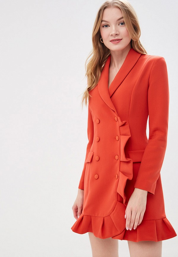 женское платье self made