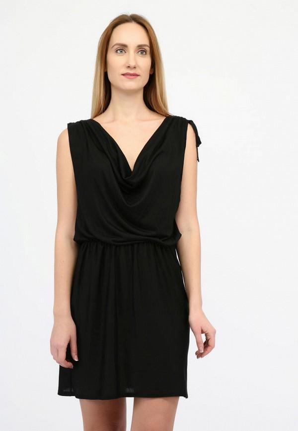 женское вечерние платье panove, черное
