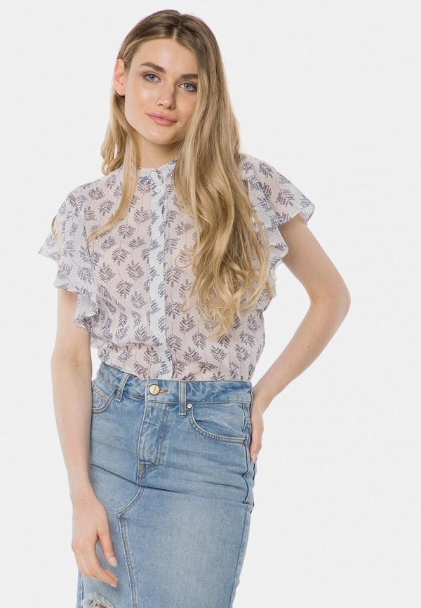женская блузка mr520, белая