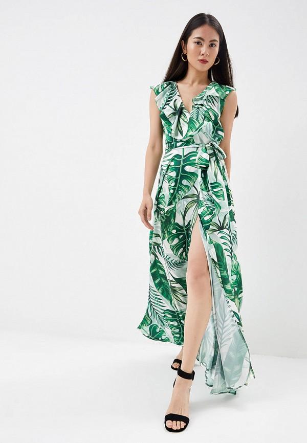 Фото - Платье Lezzarine зеленого цвета
