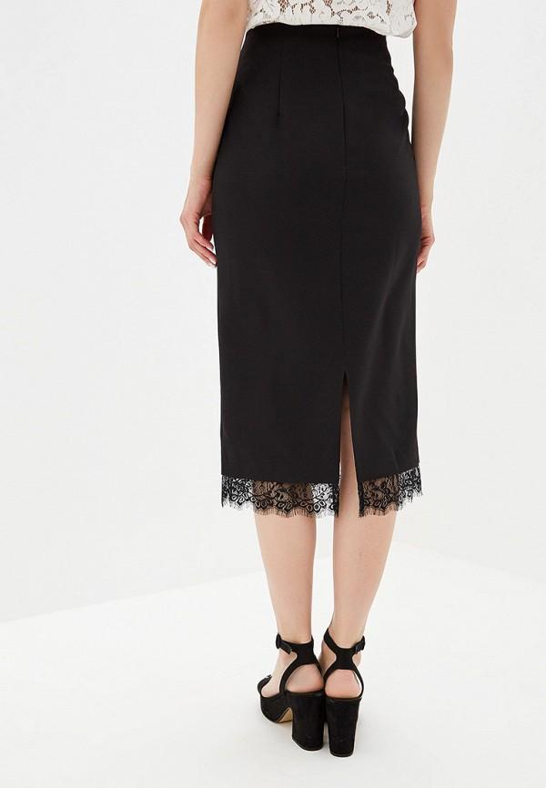 Фото 3 - Женскую юбку Eliseeva Olesya черного цвета
