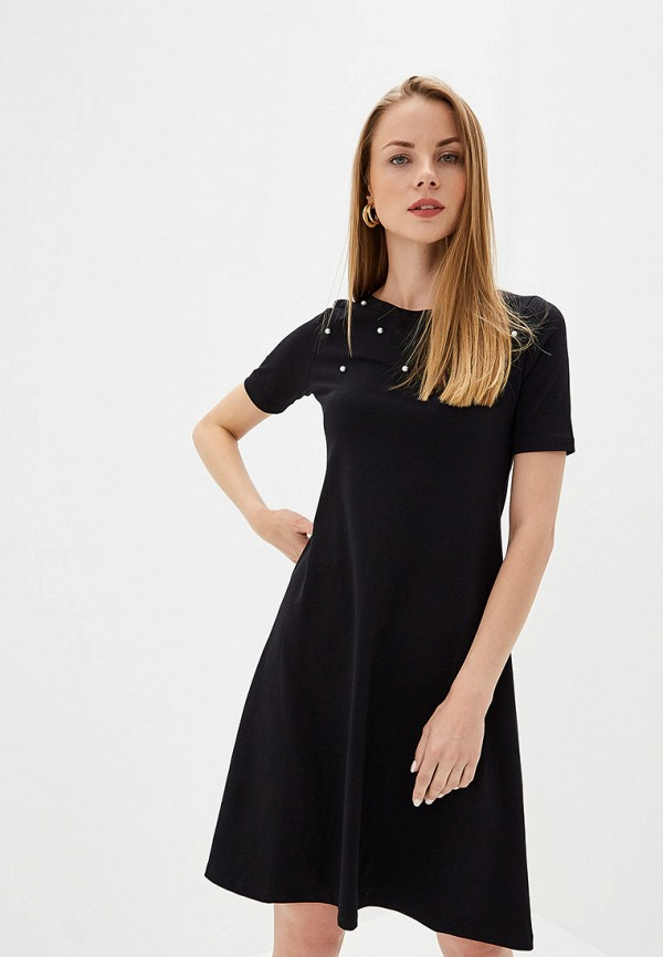 Фото - Женское платье Eliseeva Olesya черного цвета