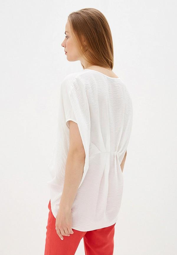 Фото 3 - Женскую блузку Eliseeva Olesya белого цвета