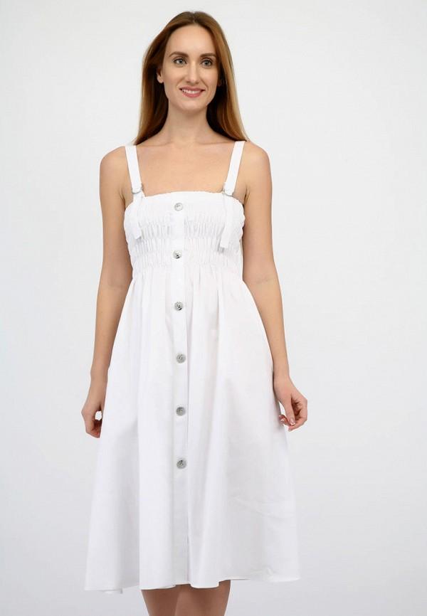 женский сарафан panove, белый