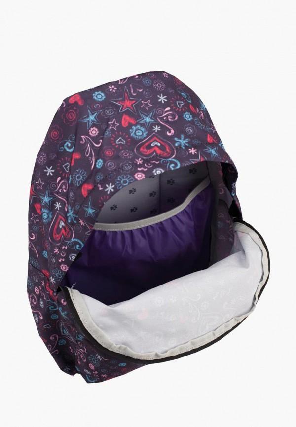 Рюкзак DDA цвет фиолетовый  Фото 4