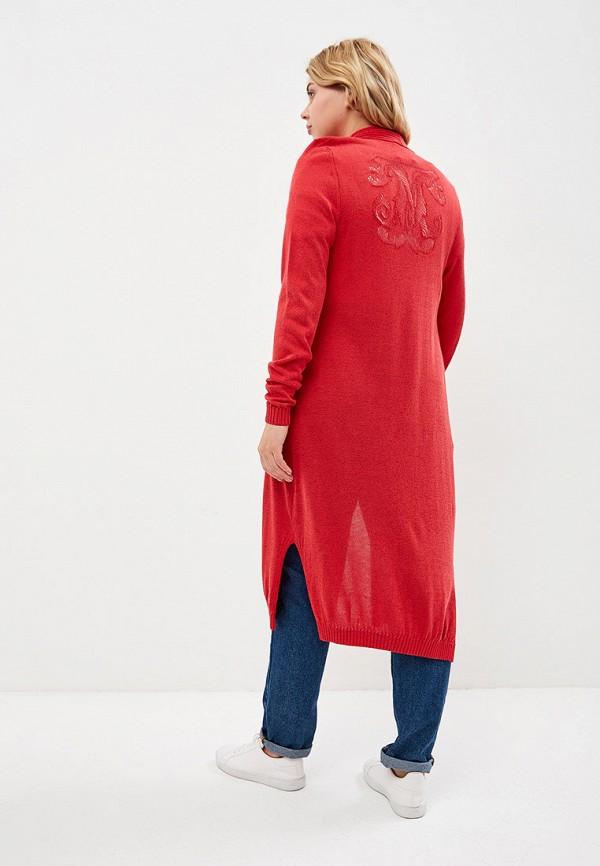 Кардиган MaryTes цвет красный  Фото 3