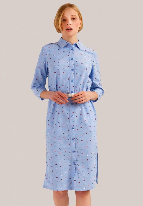 Платье Finn Flare Finn Flare MP002XW01Q45 цена 2017