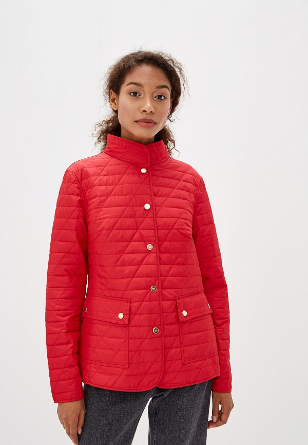 Куртка утепленная Dixi-Coat цвет красный