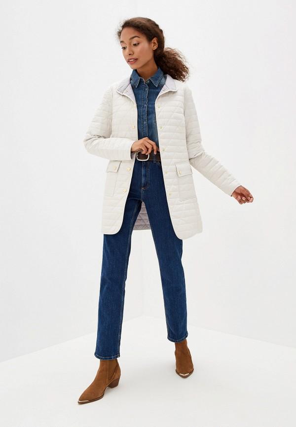 Куртка утепленная Dixi-Coat цвет бежевый  Фото 2