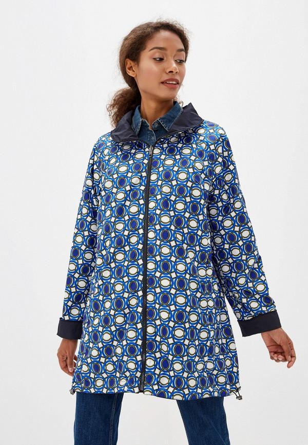 Плащ Dixi-Coat цвет синий  Фото 2