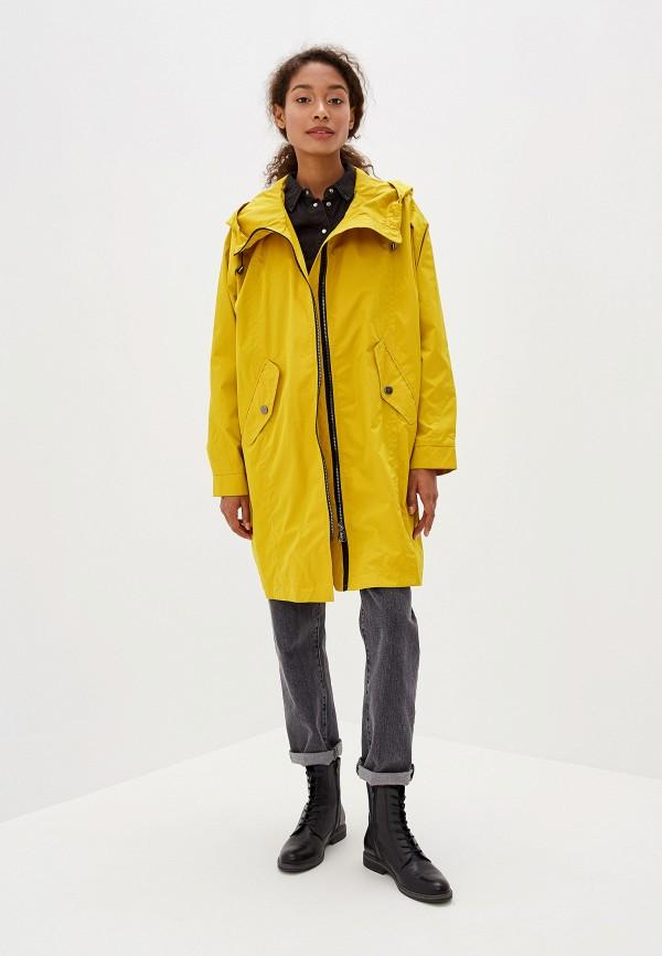 Куртка Dixi-Coat цвет желтый  Фото 2
