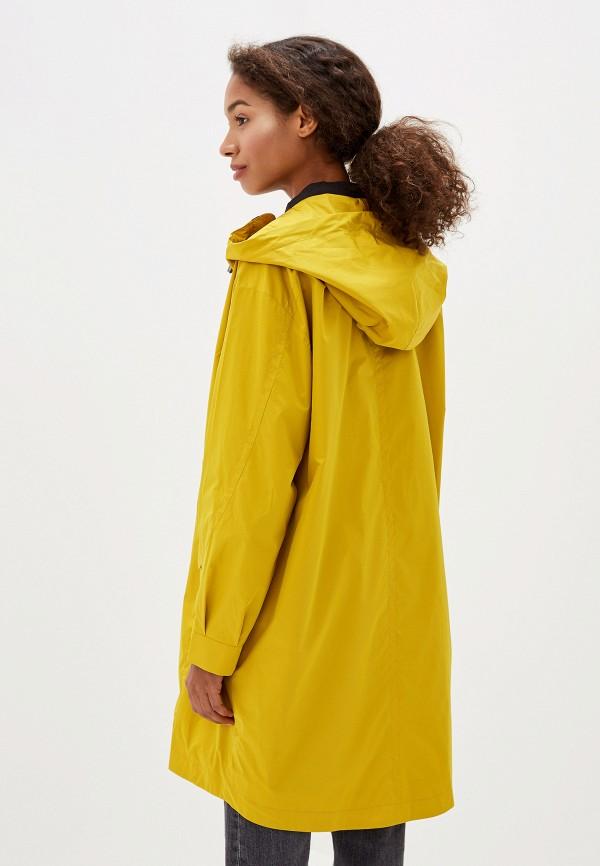Куртка Dixi-Coat цвет желтый  Фото 3