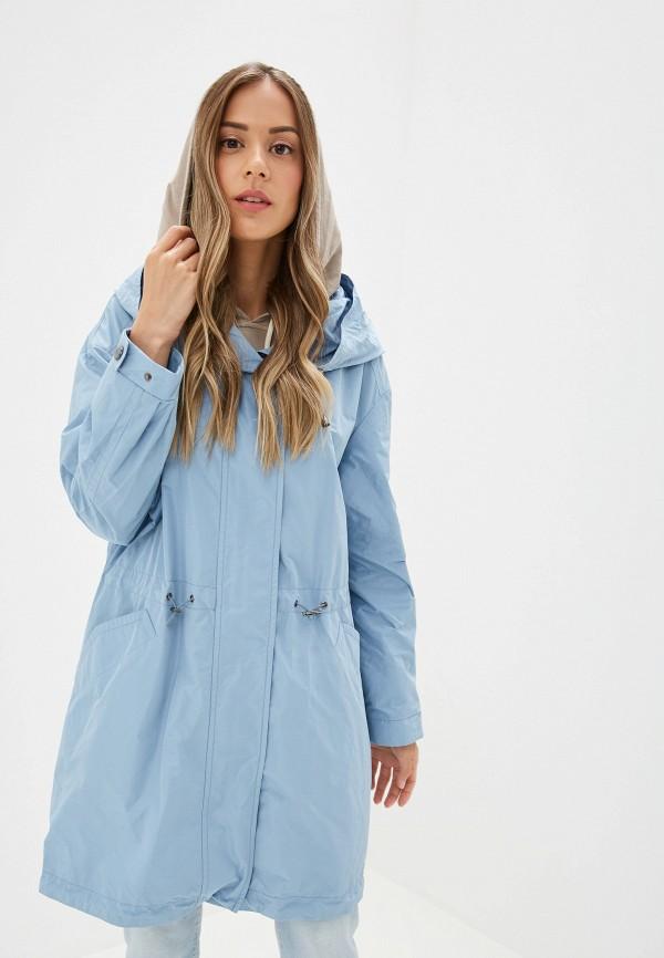 Плащ Dixi-Coat цвет голубой