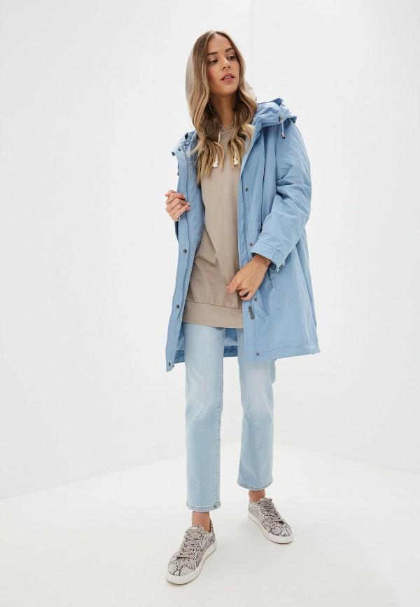 Плащ Dixi-Coat цвет голубой  Фото 2