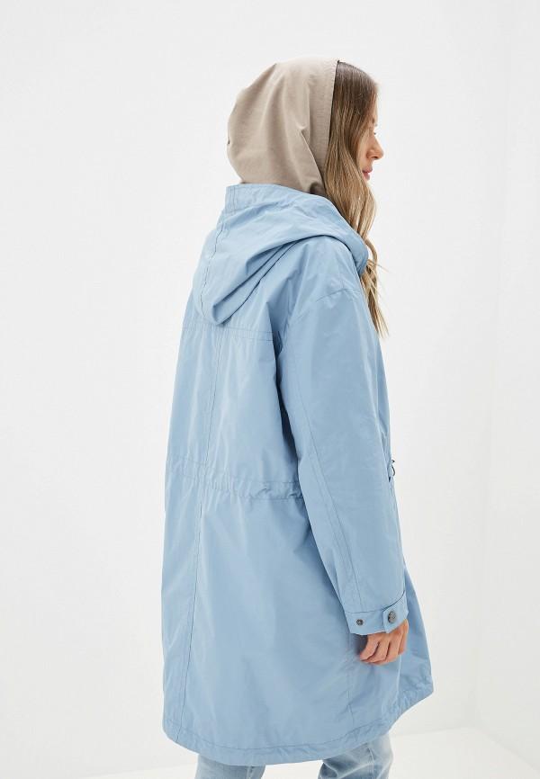 Плащ Dixi-Coat цвет голубой  Фото 3