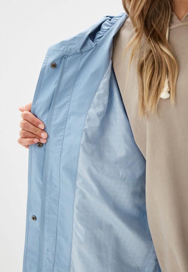 Плащ Dixi-Coat цвет голубой  Фото 4