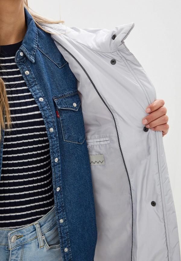 Куртка утепленная Dixi-Coat цвет серый  Фото 4