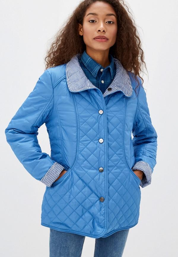 Куртка утепленная Dixi-Coat цвет голубой