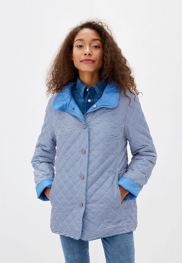 Куртка утепленная Dixi-Coat цвет голубой  Фото 2