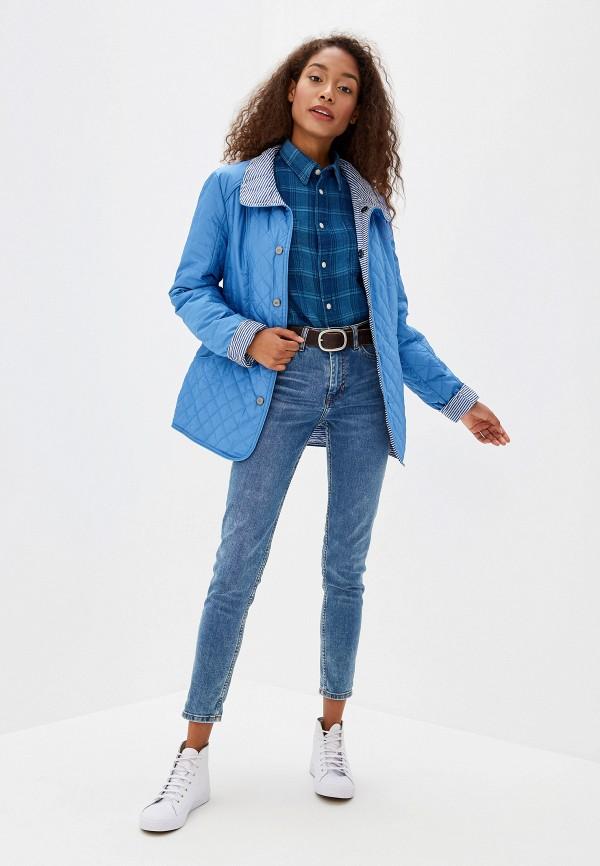 Куртка утепленная Dixi-Coat цвет голубой  Фото 3