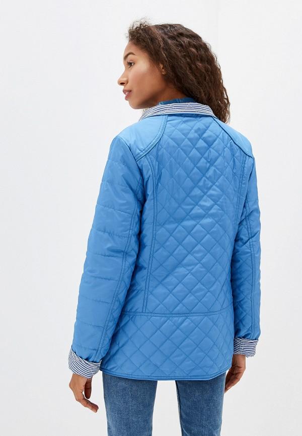 Куртка утепленная Dixi-Coat цвет голубой  Фото 4