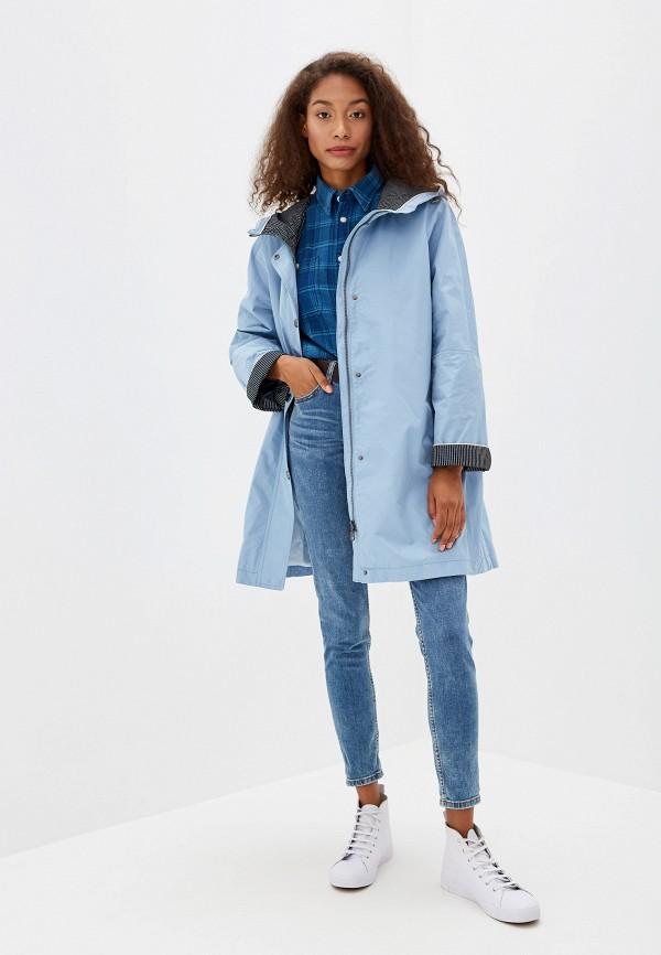 Куртка Dixi-Coat цвет голубой  Фото 2