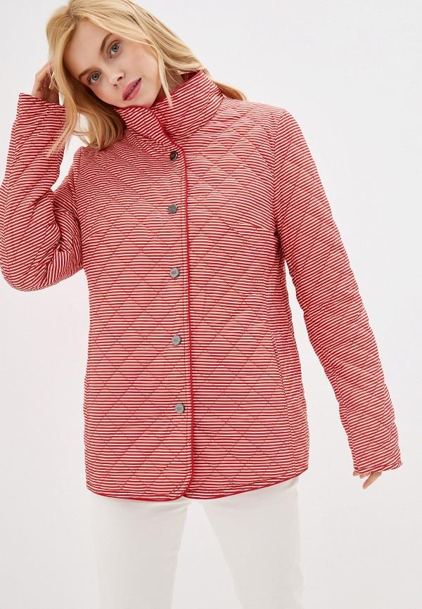 Куртка утепленная Dixi-Coat цвет красный  Фото 2